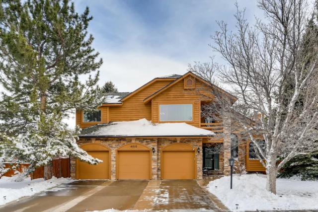 4810 Shadow Ridge Road, Castle Rock, CO 80109 (MLS #9444711) :: 8z Real Estate