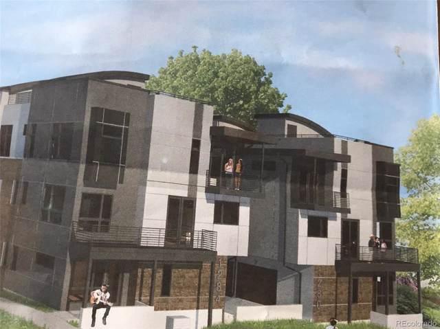 1284 Tennyson Street #3, Denver, CO 80204 (MLS #9445211) :: 8z Real Estate