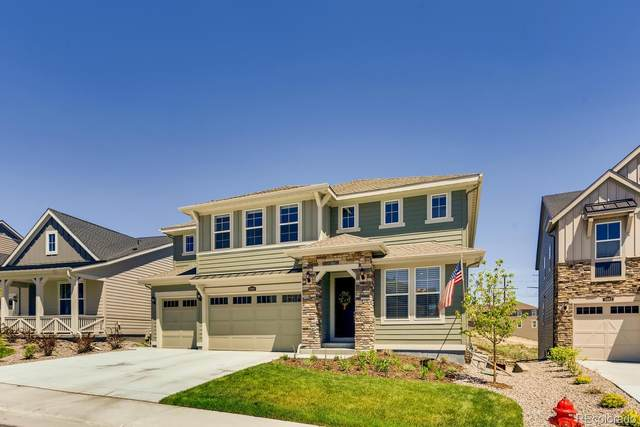 6990 Hyland Hills Street, Castle Pines, CO 80108 (#9445272) :: Colorado Home Finder Realty