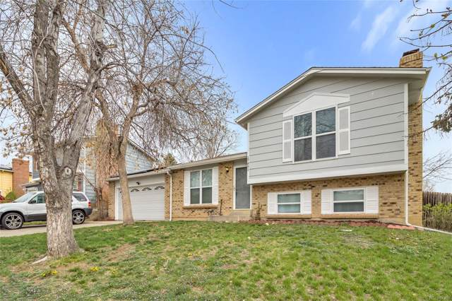 17891 E Wyoming Place, Aurora, CO 80017 (#9445421) :: The HomeSmiths Team - Keller Williams