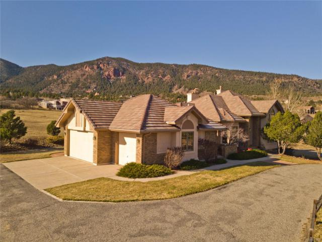 820 Forest View Circle, Monument, CO 80132 (#9445589) :: Venterra Real Estate LLC
