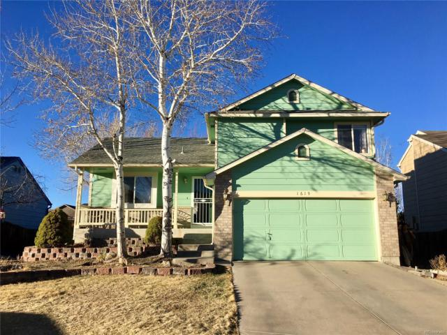 1619 W 135th Drive, Westminster, CO 80234 (#9445656) :: The Heyl Group at Keller Williams