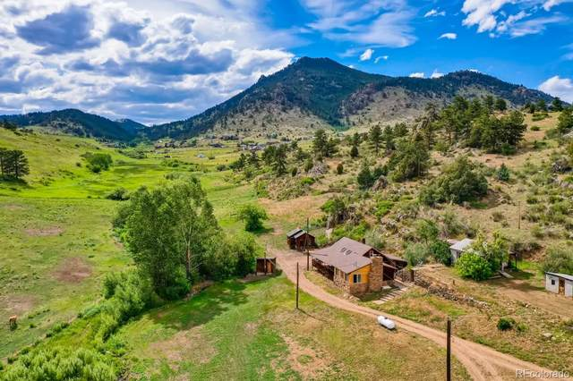 4277 Camino Perdido, Golden, CO 80403 (#9445687) :: Portenga Properties