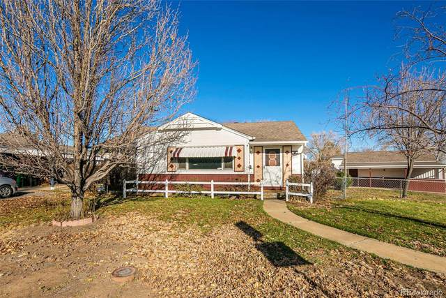 1392 S Raleigh Street, Denver, CO 80219 (#9445690) :: Venterra Real Estate LLC