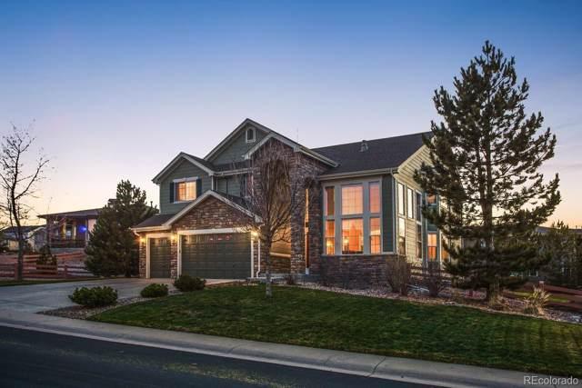 5480 Spur Cross Trail, Parker, CO 80134 (MLS #9446192) :: 8z Real Estate