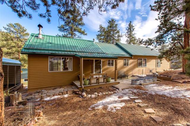 16766 S 4th Street, Pine, CO 80470 (MLS #9446564) :: Kittle Real Estate