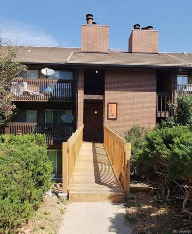 14602 E 2nd Avenue 305C, Aurora, CO 80011 (#9446638) :: Berkshire Hathaway Elevated Living Real Estate