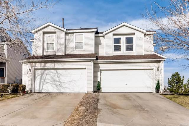 5540 S Quemoy Circle, Aurora, CO 80015 (#9447039) :: The Dixon Group