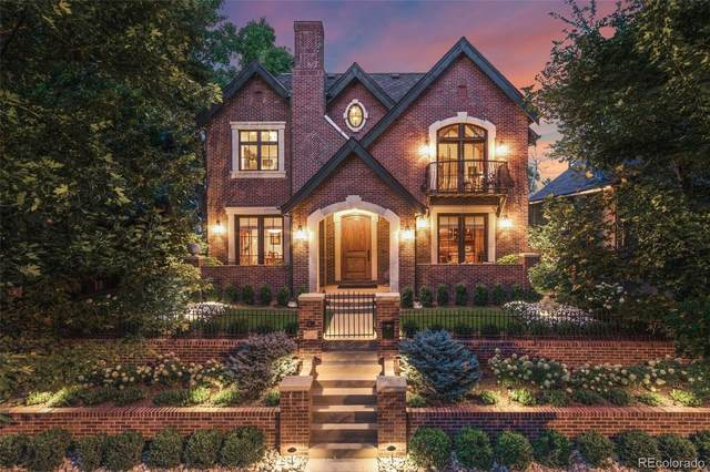 1018 S Vine Street, Denver, CO 80209 (#9447158) :: Mile High Luxury Real Estate