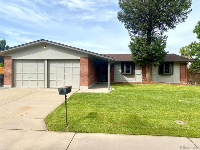 4861 Quentin Street, Denver, CO 80239 (#9447335) :: The HomeSmiths Team - Keller Williams