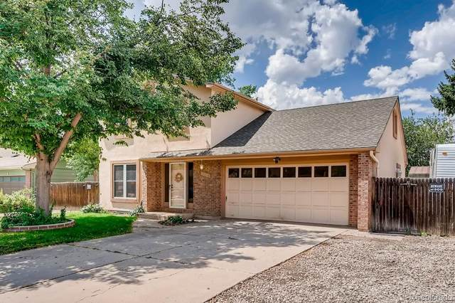 2826 Dawn Drive, Colorado Springs, CO 80918 (MLS #9447365) :: 8z Real Estate