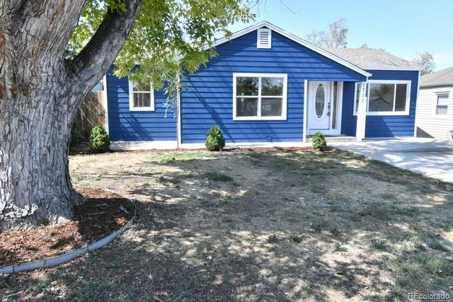 1711 Ironton Street, Aurora, CO 80010 (MLS #9447402) :: Stephanie Kolesar