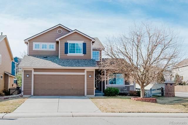 10190 Royal Eagle Lane, Highlands Ranch, CO 80129 (MLS #9447628) :: 8z Real Estate