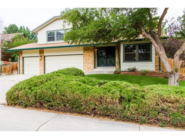 8043 S Zephyr Street, Littleton, CO 80128 (MLS #9447779) :: 8z Real Estate