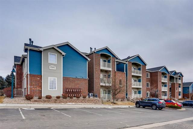 2682 S Cathay Way #105, Aurora, CO 80013 (MLS #9447924) :: Kittle Real Estate