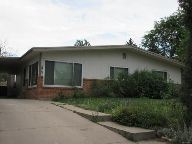 370 S Lewis Street, Lakewood, CO 80226 (MLS #9448661) :: 8z Real Estate