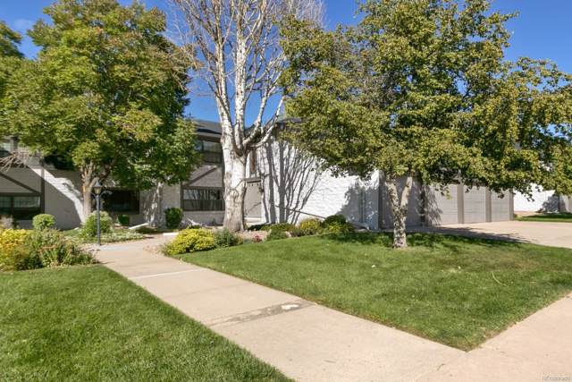 5741 E Ithaca Place #1, Denver, CO 80237 (#9449888) :: The DeGrood Team