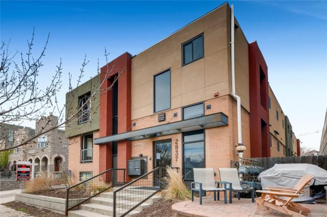 2837 Vallejo Street #101, Denver, CO 80211 (#9450067) :: Venterra Real Estate LLC