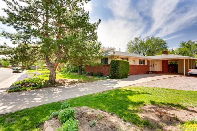 762 W Caley Avenue, Littleton, CO 80120 (#9450078) :: The Healey Group