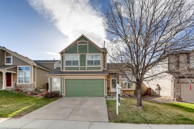 875 S Lindsey Street, Castle Rock, CO 80104 (#9450520) :: The Peak Properties Group