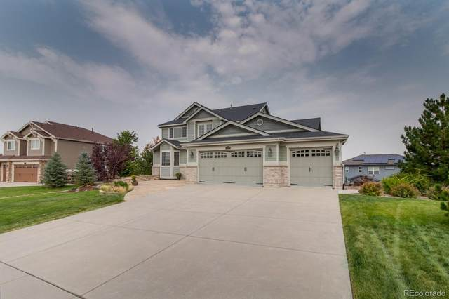 23360 E Rockinghorse Parkway, Aurora, CO 80016 (#9450584) :: The Margolis Team