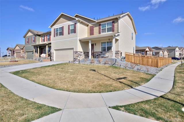 1821 Jade Avenue, Lochbuie, CO 80603 (MLS #9450923) :: Keller Williams Realty