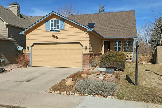3145 W Sugarbowl Court, Castle Rock, CO 80109 (#9450988) :: The HomeSmiths Team - Keller Williams