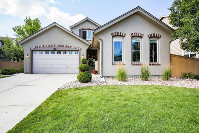 4924 Huntwick Place, Highlands Ranch, CO 80130 (#9451232) :: The Peak Properties Group