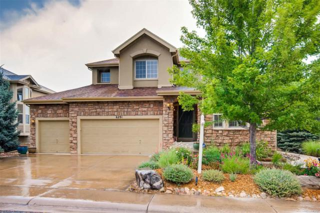6291 Vacquero Circle, Castle Pines, CO 80108 (#9451274) :: The Pete Cook Home Group