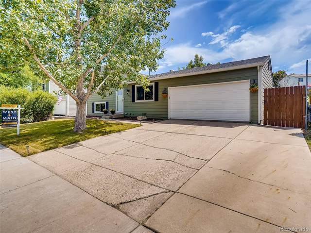 9301 W 100th Circle, Westminster, CO 80021 (MLS #9451301) :: 8z Real Estate
