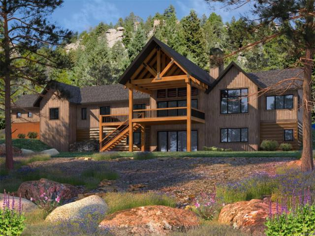 6383 Little Cub Creek Road, Evergreen, CO 80439 (MLS #9451317) :: 8z Real Estate