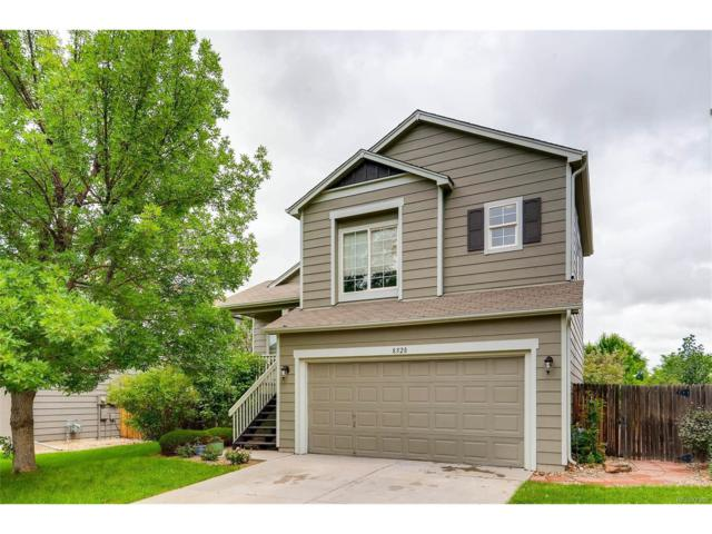 8528 Bluegrass Circle, Parker, CO 80134 (MLS #9451915) :: 8z Real Estate