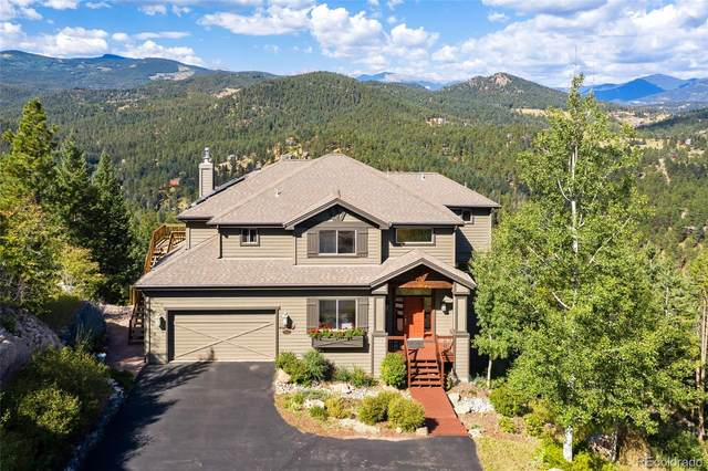 6847 Berry Bush Lane, Evergreen, CO 80439 (MLS #9452218) :: Clare Day with Keller Williams Advantage Realty LLC