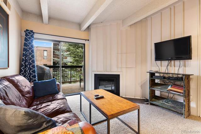 222 Creekside Drive #207, Frisco, CO 80443 (MLS #9452490) :: 8z Real Estate