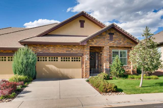 5254 Rialto Drive, Parker, CO 80134 (#9453080) :: The Peak Properties Group