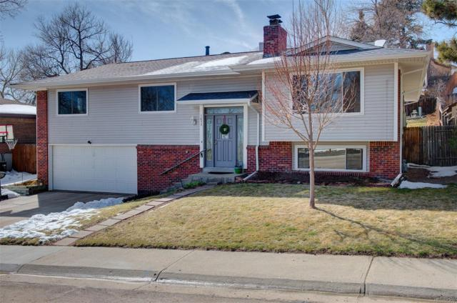1653 S Beech Street, Lakewood, CO 80228 (#9453097) :: The Heyl Group at Keller Williams