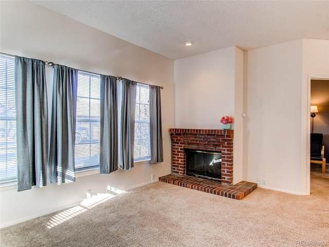 4760 S Wadsworth Boulevard D105, Littleton, CO 80123 (MLS #9453387) :: Kittle Real Estate