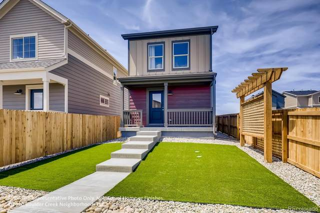 12778 Tamarac Street, Thornton, CO 80602 (MLS #9453424) :: Keller Williams Realty