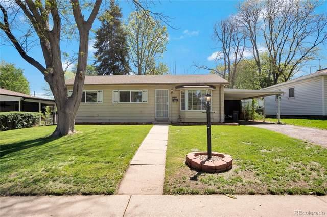 1882 S Utica Street, Denver, CO 80219 (#9453457) :: Bring Home Denver with Keller Williams Downtown Realty LLC