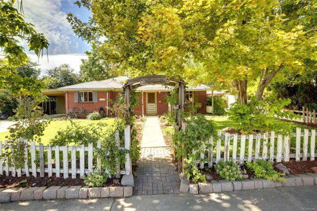 4605 Newland Street, Wheat Ridge, CO 80033 (MLS #9453499) :: 8z Real Estate