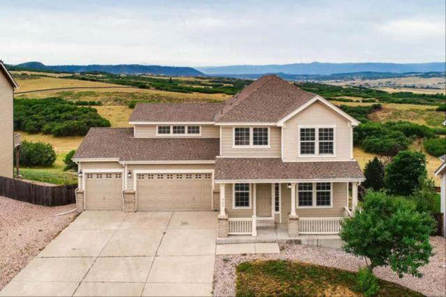 862 Eaglestone Drive, Castle Rock, CO 80104 (#9453918) :: The HomeSmiths Team - Keller Williams