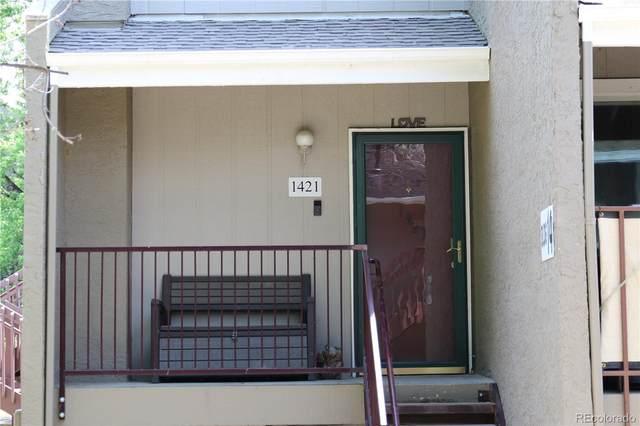 5300 E Cherry Creek South Drive S #1421, Denver, CO 80246 (#9453940) :: Sultan Newman Group