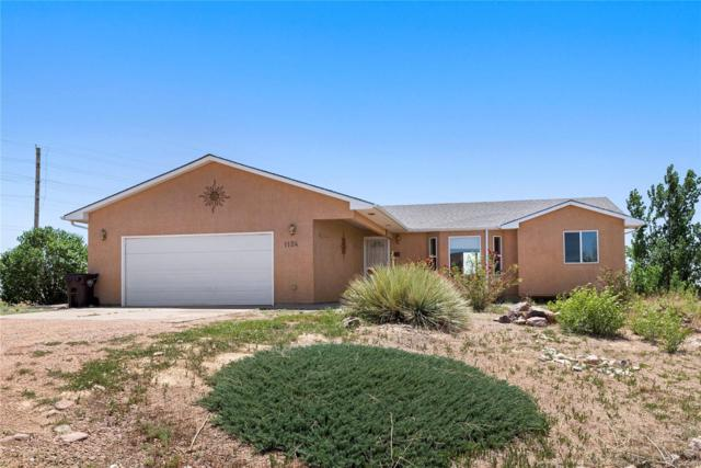 1124 E Lilac Court, Pueblo West, CO 81007 (#9454480) :: Structure CO Group