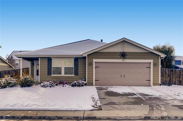 231 Lonewolf Drive, Lochbuie, CO 80603 (#9454505) :: Chateaux Realty Group