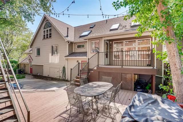 1065 N Lafayette #5, Denver, CO 80218 (#9454572) :: The HomeSmiths Team - Keller Williams