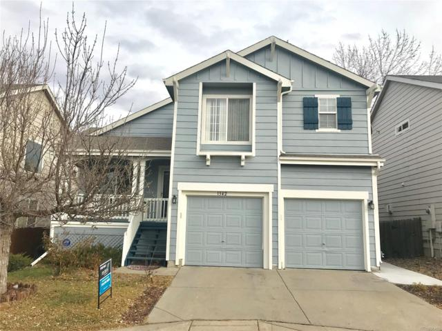 1342 S Akron Court, Denver, CO 80247 (MLS #9454710) :: Kittle Real Estate