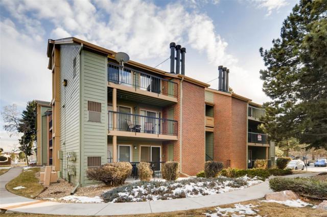 4899 S Dudley Street A13, Denver, CO 80123 (#9454727) :: Bring Home Denver