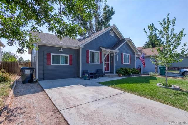 4704 S Pagosa Circle, Aurora, CO 80015 (MLS #9454764) :: 8z Real Estate