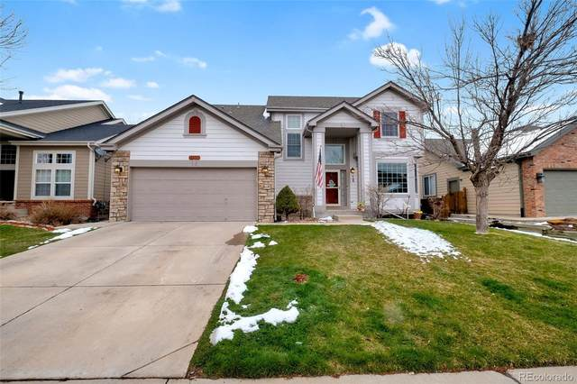 11324 Mesa Verde Lane, Parker, CO 80138 (#9455067) :: HomeSmart