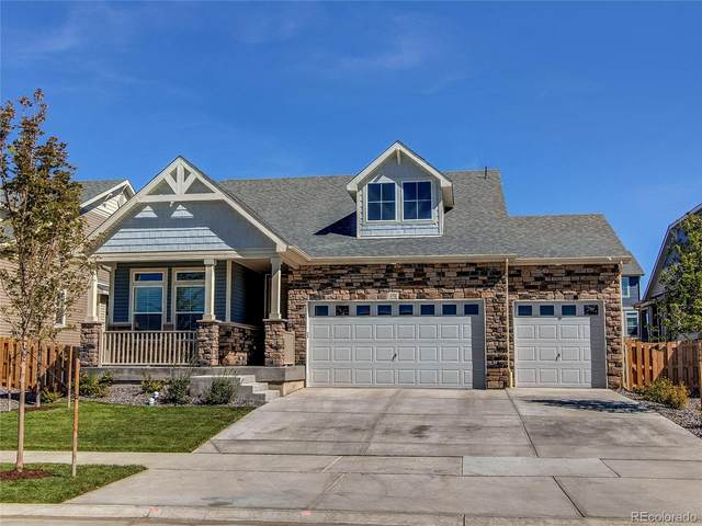 276 N Newcastle Way, Aurora, CO 80018 (#9455175) :: You 1st Realty
